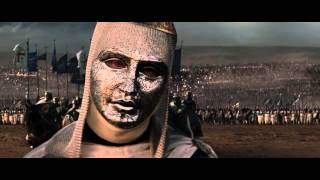 From Kingdom of Heaven Film 2005-  Baldwin IV of Jerusalem and Saladin