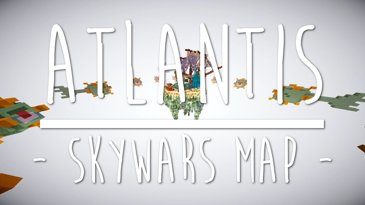 minecraft atlantis map download 1.8