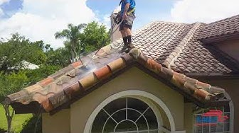 How To Properly Clean Your Concrete Tile Roof