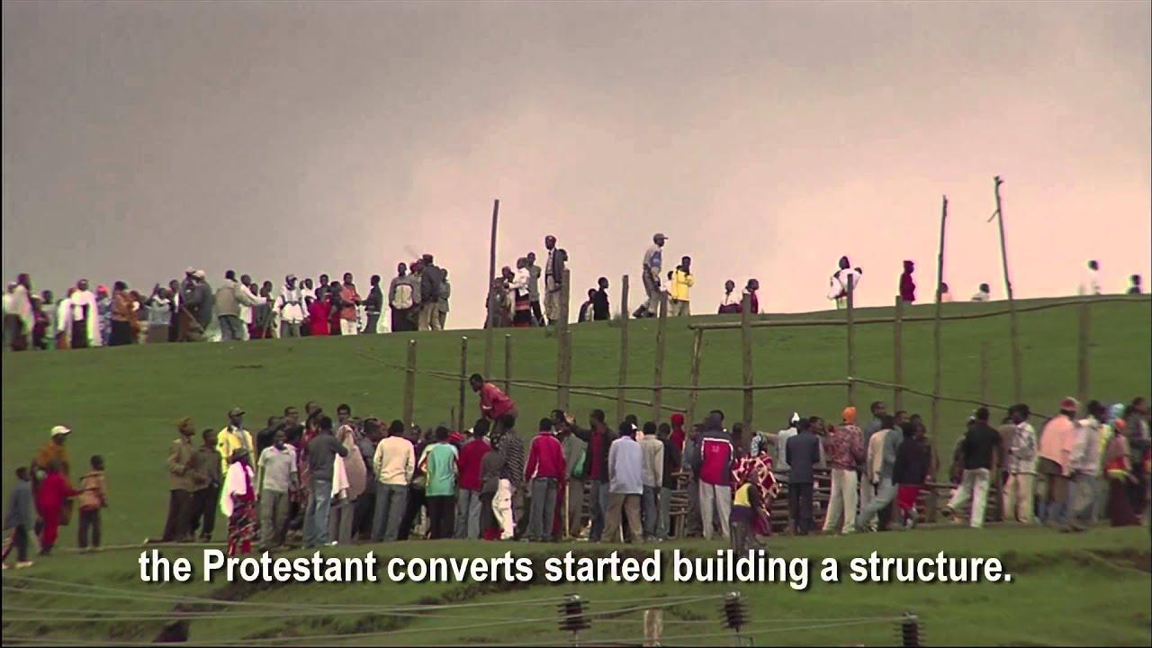 Ethiopia Clash - Standing on Sacred Ground