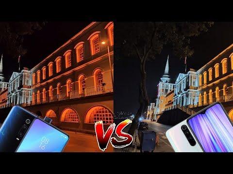 Redmi Note 8 Pro Vs Xiaomi Mi 9T Kamera Karşılaştırma