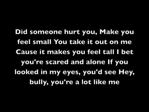 ▶ Hey Bully   Morgan Frazier With Lyrics