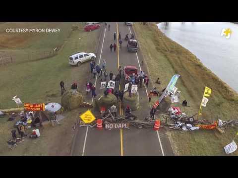 Drones Monitor North Dakota Police