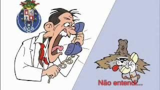 Telefonema ao FCP! Ligando para o Porto Futebol Clube