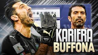 FIFA 18   KARIERA BUFFONEM    [#1] SERIA KARNYCH!