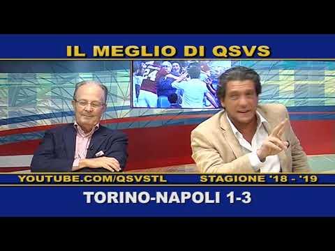 QSVS - I GOL DI TORINO - NAPOLI 1-3  - TELELOMBARDIA / TOP CALCIO 24