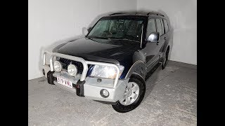 (SOLD) Automatic 4×4 7 Seat Wagon Mitsubishi Pajero Exceed 2003 Review