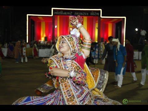 Live Gandhinagar Cultural Forum Navli Navratri 2017: Day 8 Garba