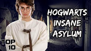Top 10 Scary Harry Potter Theories