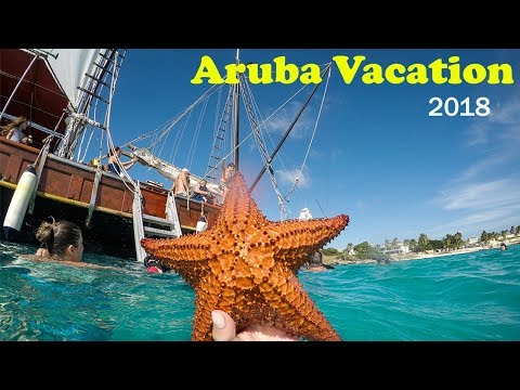 Aruba vacation 2018