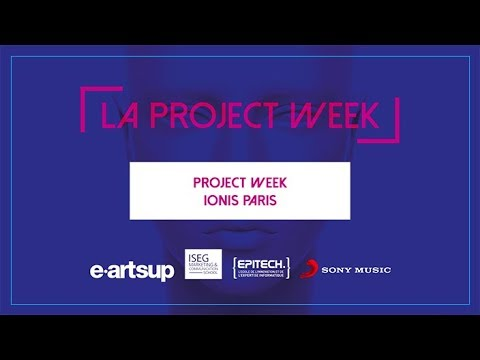 Project Week by Campus de Paris