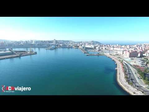 Castillo de San Antón - A Coruña - España