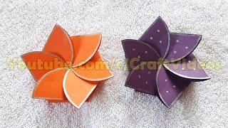 Flower Envelope Card, Flower Envelope DIY, Flower Envelope card tutorial