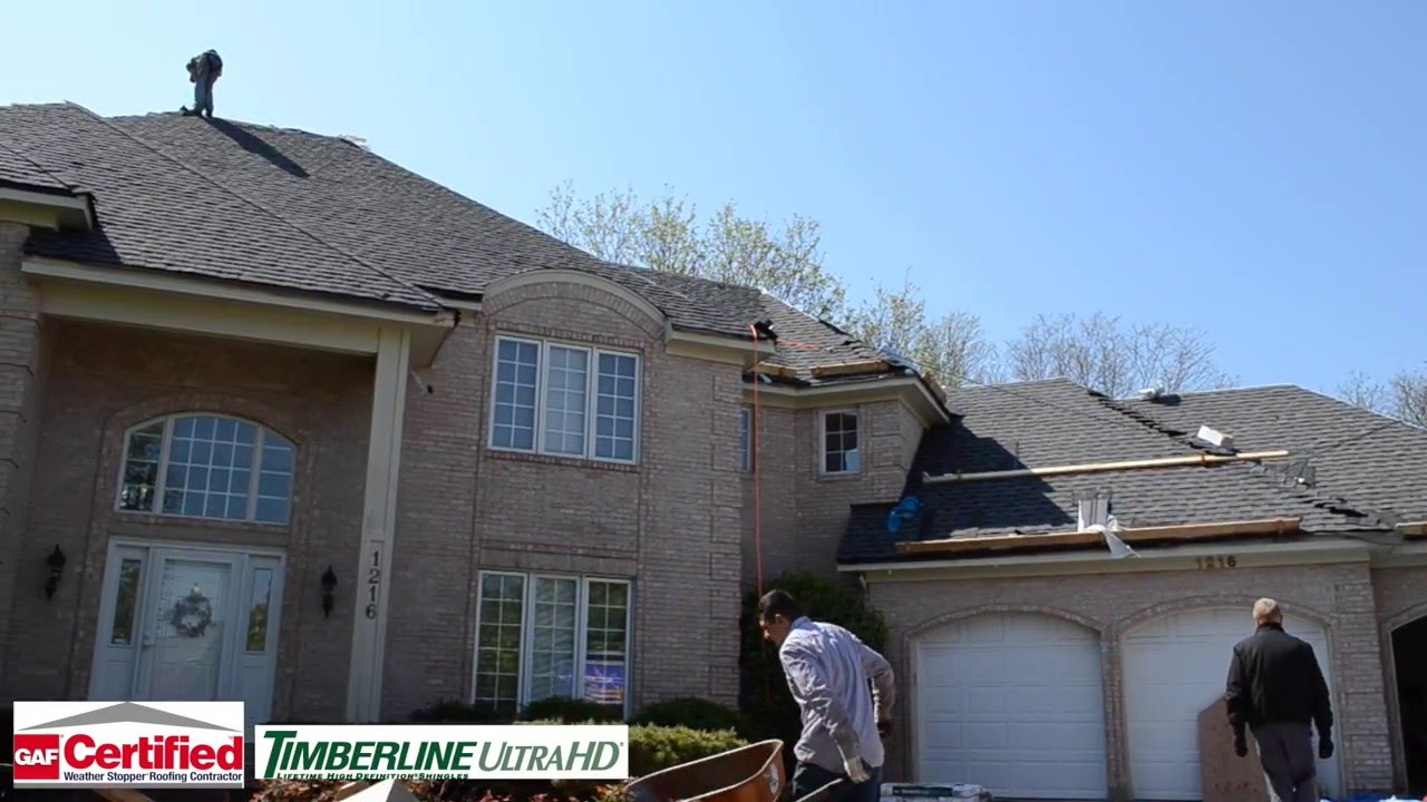Naperville Gaf Timberline Ultra Hd Shingle Upgrade Preview
