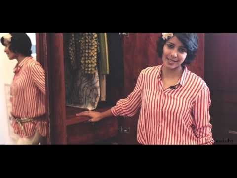 Exclusively Presents What's In My Wardrobe- Nida Mahmood