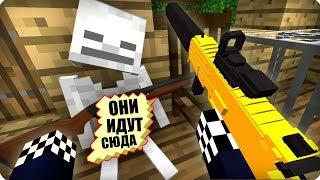 Почему он не выжил? [ЧАСТЬ 63] Зомби апокалипсис в майнкрафт! - (Minecraft - Сериал)