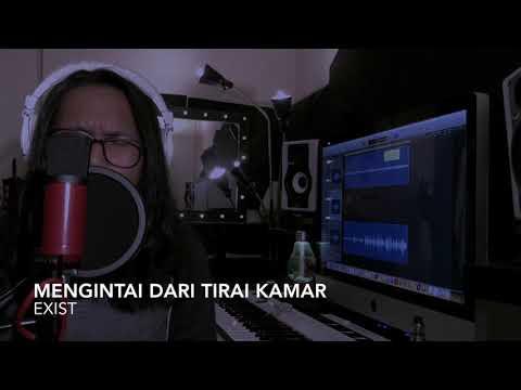 Mengintai Dari Tirai Kamar - Exist (Aepul Roza Acoustic Cover)