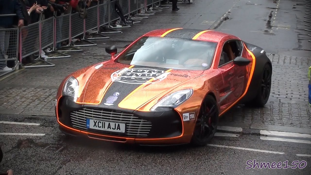 1000th Video Special Aston Martin One 77 Ultimate Compilation Youtube
