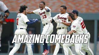 MLB | Amazing Comebacks | Part 7