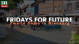 Zweite Fridays For Future Demonstration