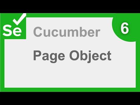 Download Selenium Cucumber Java BDD Framework 6 - Page Object Model | Step by Step