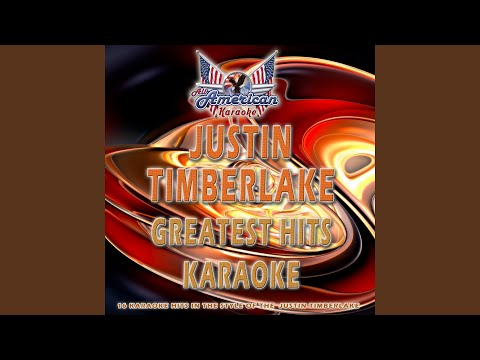 Senorita (Karaoke Version In the Style of Justin Timberlake)