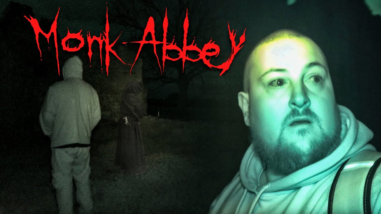 Ghost Hunting Encounter Inside HAUNTED Abbey (Scary) Real Paranormal Activity