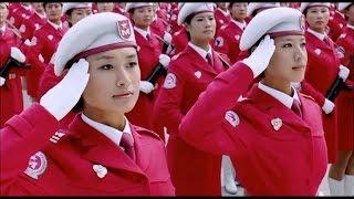 Парад китайских девушек (Катюша)