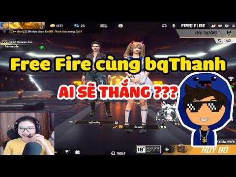 bqthanh lần đầu chơi Free Fire với Ốc - Ai sẽ thua kèo CHÓ SỦA ???