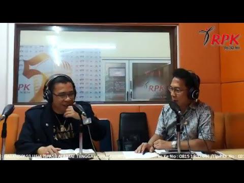 Kalam On Air bersama Pdt.Joshua Tewuh.DBS dan Pak Lomon 07/06/18