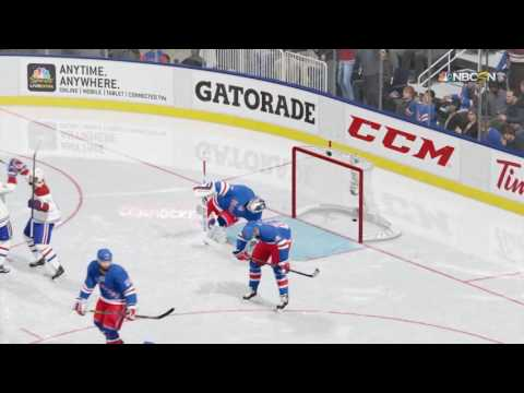 Ça sent la coupe! : Série Rangers vs Canadiens #6