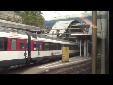 Bahnhof Bern / railway station Bern, Switzerland