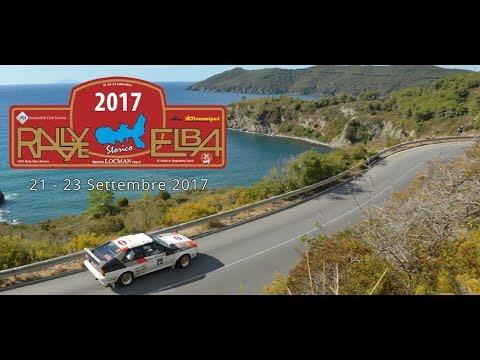 XXIX Rally Elba Storico 2017 Anteprima, Show & All Cars