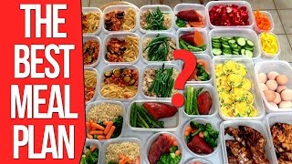 BEST Meal Plan for Weight Loss?