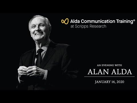 An Evening with Alan Alda