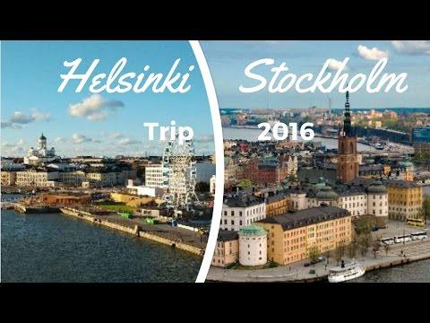 Helsinki Stockholm on Viking Line Cruise