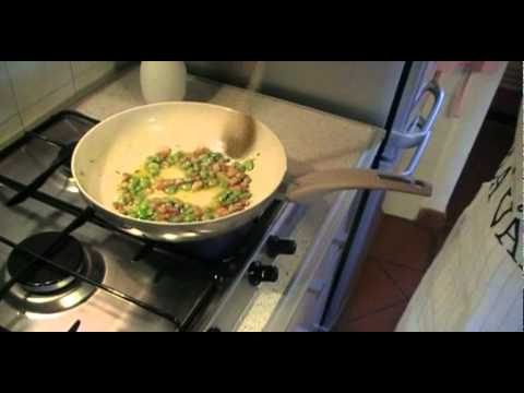 From Farmers To Chefs - Penne Pancetta E Fave (bacon And Broad Beans)