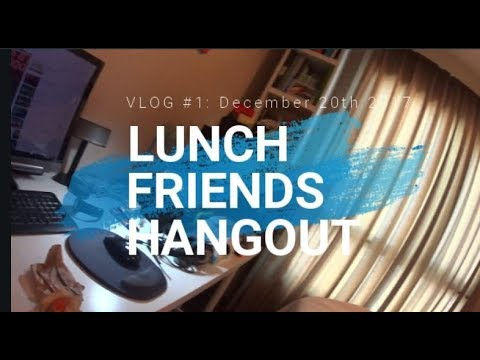Vlog #1: Bangkok Public Transport, Lunch, Catching up with Friends!