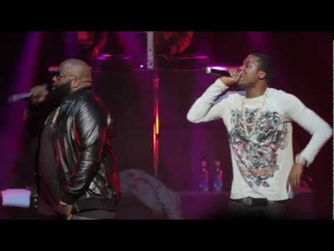 Meek Mill & Rick Ross Perform