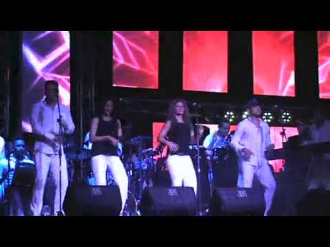 Las Extrellas Orquesta - Visa para un sueño (Feria de Cali 2014) en Vivo