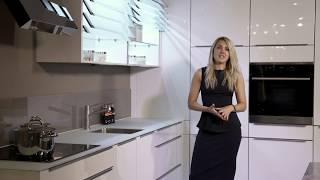 Немецкие кухни Nobiia - удивительные механизмы и технологии