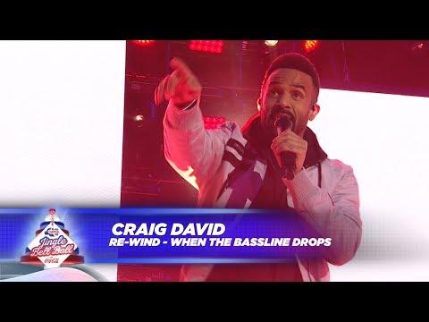 Craig David - 'Rewind - When The Bassline Drops