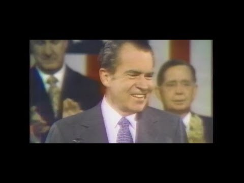 President Nixon's 1972 State of the Union