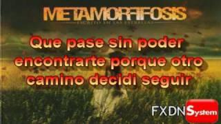 Metamorffosis - Escrito En Las Estrellas (Letra) thumbnail