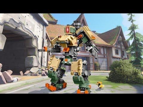 LEGO Overwatch 75974 - Бастион