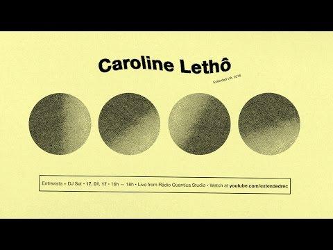 Extended live #1 - Caroline Lethô
