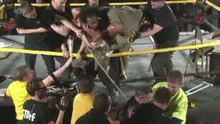 CZW: Did BLK Jeez cross the line at To Live Is To Die? - StreamCZW.com