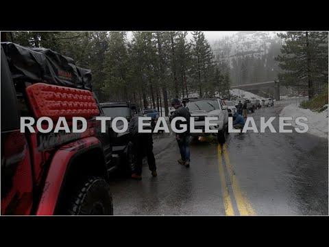Eagle Lakes Snow Wheeling  Toyota  Jeep  Dodge  Nissan  Lexus