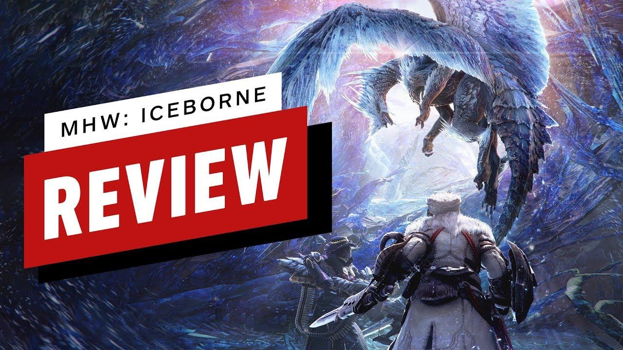 Monster Hunter World: Iceborne Review thumbnail