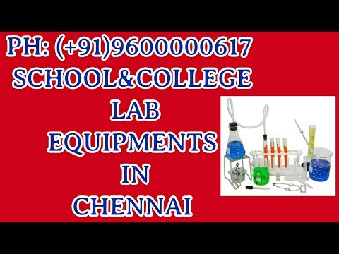 School LAB Equipment Suppliers In Chennai-Call(+91)9600000617.